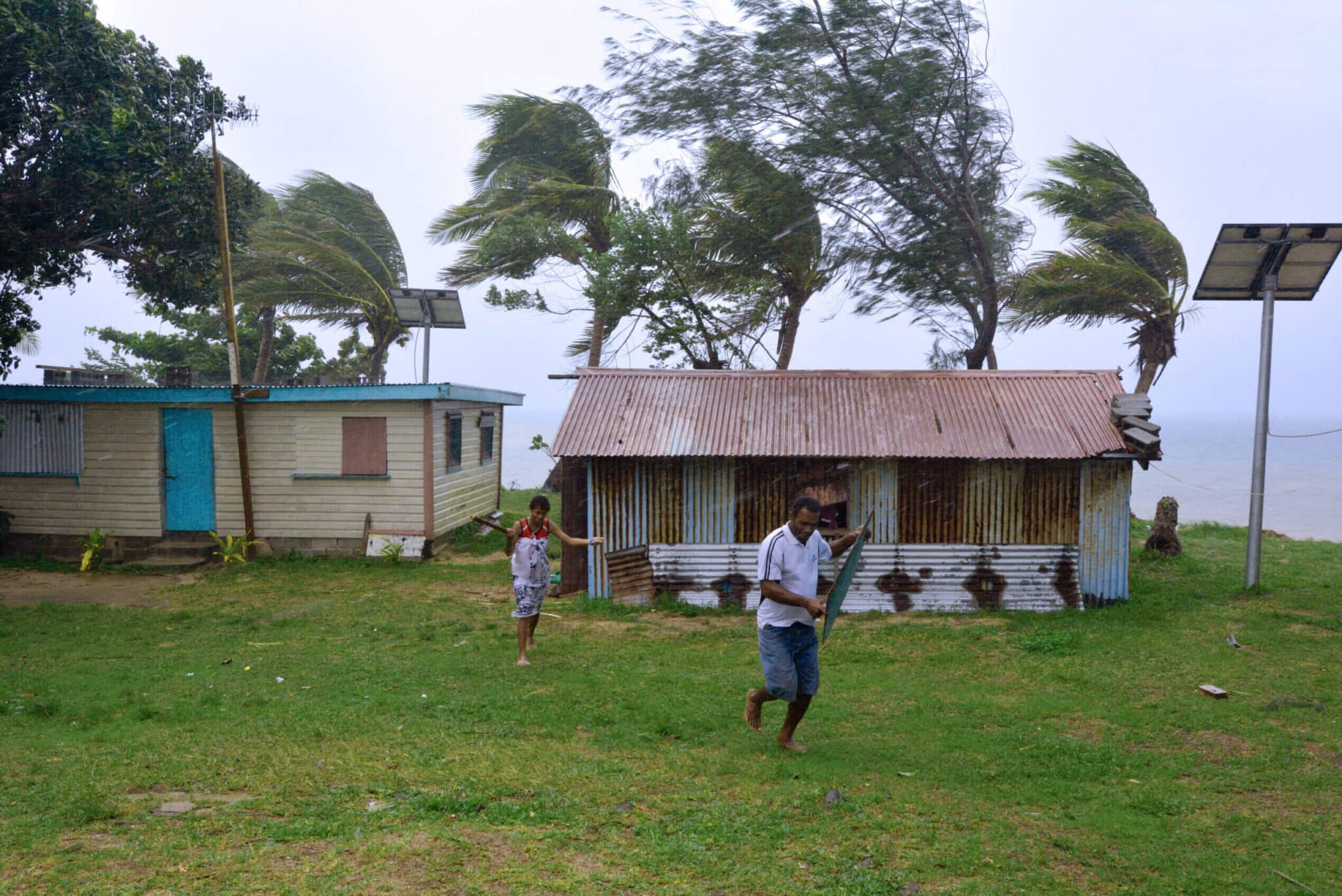 Fiji Framework for Climate Services